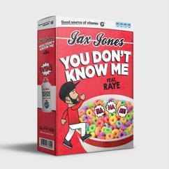 Jax Jones: You Don't Know Me