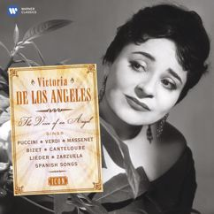 Victoria de los Angeles/Sinfonia of London/Rafael Frühbeck de Burgos: La Paloma