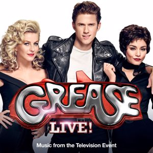 Julianne Hough, Aaron Tveit, Grease Live Cast: You're The One That I Want
