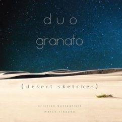Duo Granato, Cristian Battaglioli & Marco Rinaudo: Desert Sketches: Saxophone and Piano
