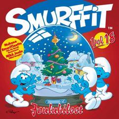 Smurffit: Petteri Punakuono -Rudolph The Red Nosed Reindeer-