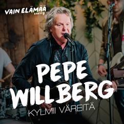 Pepe Willberg: Kylmii väreitä (Vain elämää kausi 9)