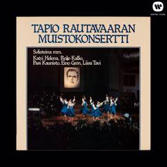 Various Artists: Tapio Rautavaaran muistokonsertti