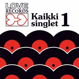 Various Artists: Love Records - Kaikki Singlet 1