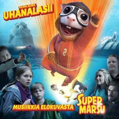 """Vilma Alina: Uhanalasii (Elokuvasta """"Supermarsu"""")"""