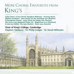 King's College Choir Cambridge: More Choral Favourites from King's