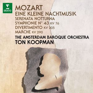 "Amsterdam Baroque Orchestra, Ton Koopman: Mozart: Serenade No. 6 in D Major, K. 239 ""Serenata notturna"": I. Marcia. Maestoso"