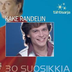 Kake Randelin: Mulle kävi tuuri