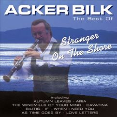 Acker Bilk: Cavatina