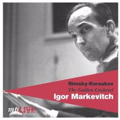 The Orchestra of The Royal Opera House, The Royal Opera Chorus, Igor Markevitch, Howell Glynne & Mattiwilda Dobbs: Rimsky-Korsakov, The Golden Cockerel, Igor Markevitch