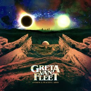 Greta Van Fleet: When The Curtain Falls