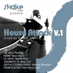 Various Artists: House Attack V.1
