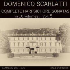 Claudio Colombo: Domenico Scarlatti: Complete Harpsichord Sonatas in 10 volumes, Vol. 5