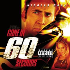 Eri esittäjiä: Gone In 60 Seconds (Original Motion Picture Soundtrack)