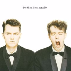 Pet Shop Boys: Actually