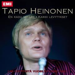 Tapio Heinonen: Spelaren