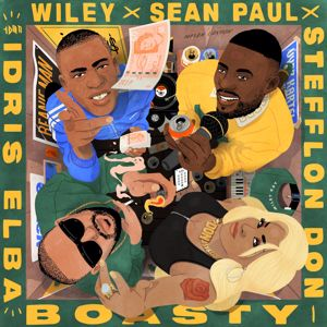 Wiley, Stefflon Don, Sean Paul, Idris Elba: Boasty (feat. Idris Elba)