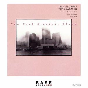 Dick De Graaf: New York Straight Ahead