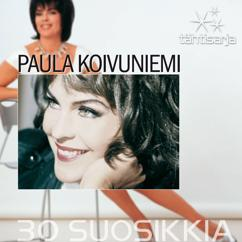 Paula Koivuniemi: Jos hintaa onnella ois
