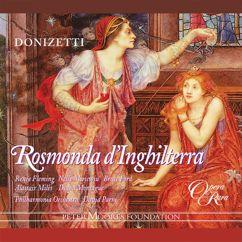"""David Parry: Donizetti: Rosmonda d'Inghilterra, Act 2: """"Tu sei mio ..."""" (Leonora, Enrico)"""