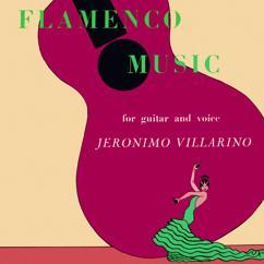 Jeronimo Villarino: Flamenco Music, for Guitar and Voice