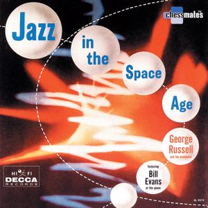 George Russell & His Orchestra: Jazz In The Space Age