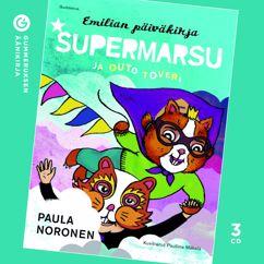 Paula Noronen: Supermarsu ja outo toveri