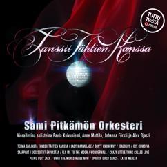 Tanssii Tähtien Kanssa Orkesteri,  Johanna Försti & Sami Pitkämö: Painu pois Jack - Hit The Road Jack -