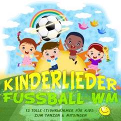 Various Artists: Kinderlieder Fussball WM