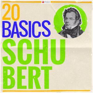 Various Artists: 20 Basics: Schubert (20 Classical Masterpieces)
