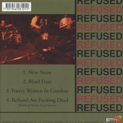 Refused: The New Noise Theology EP