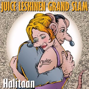 Juice Leskinen Grand Slam: Halitaan
