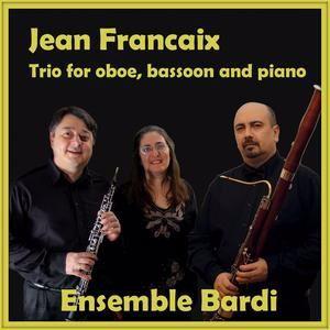 Ensemble Bardi: Jean Francaix - Trio for Oboe, Bassoon and Piano