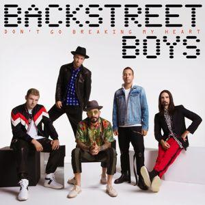 Backstreet Boys: Don't Go Breaking My Heart