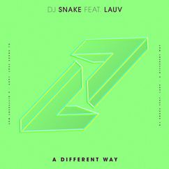 Lauv, DJ Snake: A Different Way