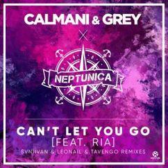 Calmani, Grey & Neptunica feat. Ria: Can't Let You Go