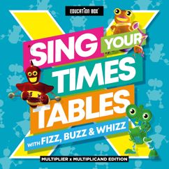 Education Box, Sing Your Times Tables: Sing Your Times Tables
