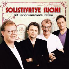Solistiyhtye Suomi: Tangossa on sanat
