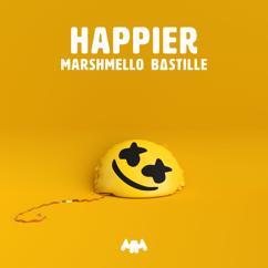 Marshmello, Bastille: Happier