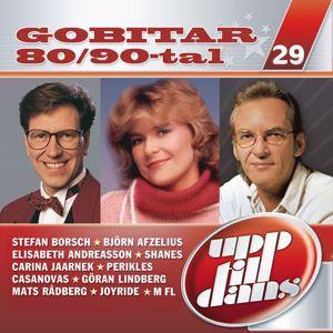 Blandade Artister: Upp till dans 29 - Gobitar från 80/90-talet