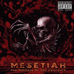 Mesetiah: Blood metal (headbang ´till you bleed)