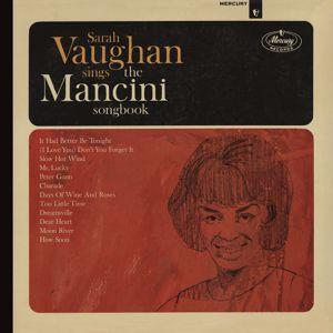 Sarah Vaughan: Sarah Vaughan Sings The Mancini Songbook (Reissue)