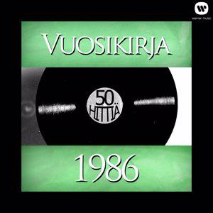 Various Artists: Vuosikirja 1986 - 50 hittiä