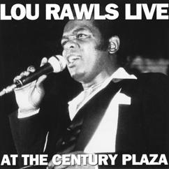 Lou Rawls: Lou Rawls Live At The Century Plaza