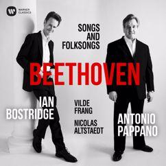 Ian Bostridge, Antonio Pappano: Beethoven: Songs & Folksongs - 6 Gesänge, Op. 75: III. Aus Goethes Faust