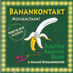 Electric Banana Band & Malmö Operaorkester: Banankontakt - Musikaltajm!