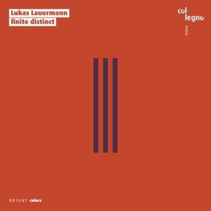 Lukas Lauermann: plum and black (INprogress #2)