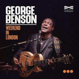 George Benson: Give Me The Night