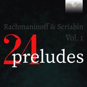 Lukas Geniušas & Philipp Kopachevsky: 24 Preludes, Vol. 1