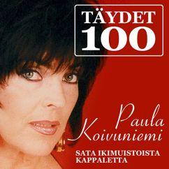 Paula Koivuniemi: Kulkea sain sateenkaareni päähän